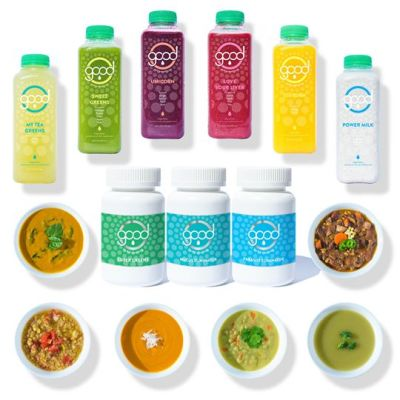 juice cleanse group